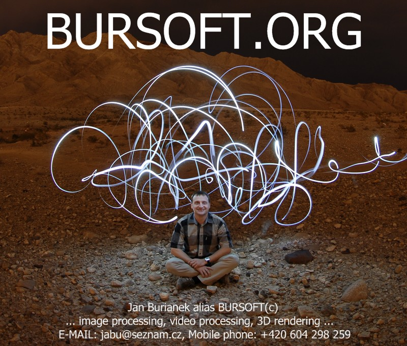 Jan Burianek [BURSOFT(c)]